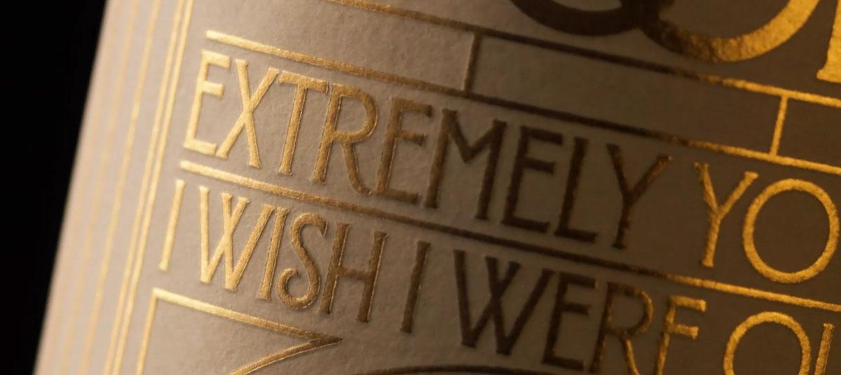 April Fool's Whisky - лимитированная серия виски к 1-му апреля.