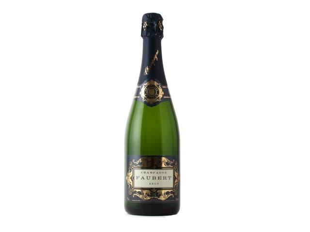 Шампанское Faubert brut NV