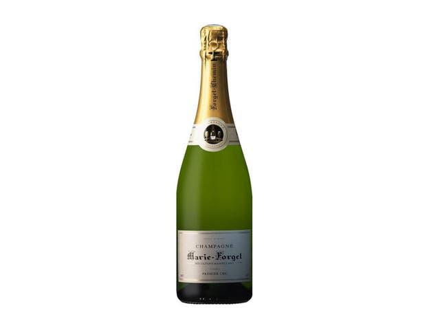 Marie forget премьер кру шампанское