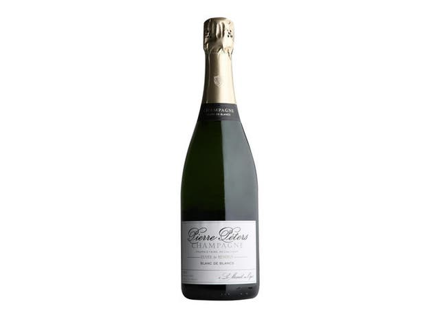 Шампанское Pierre Petersан, гран Крю, брют