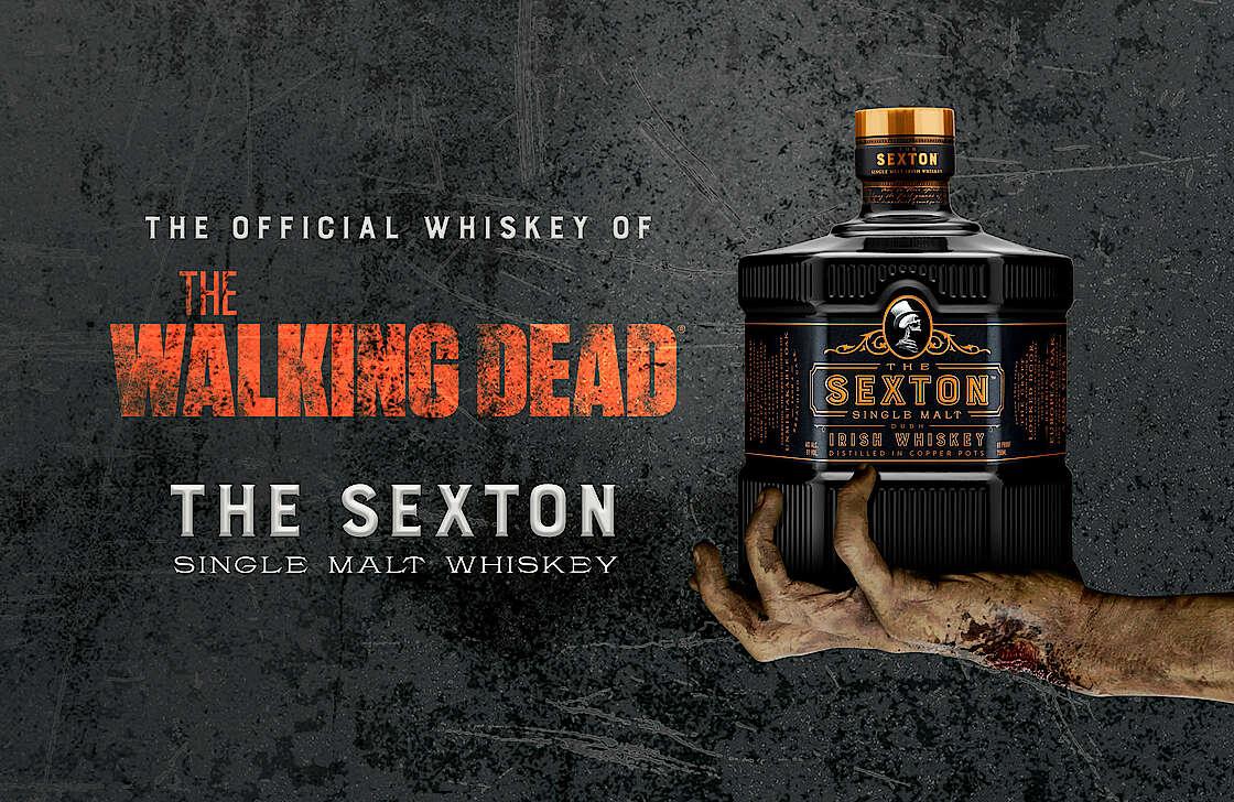 Ирландский односолодовый виски будет сопровождать сериал о зомби-апокалипсисе