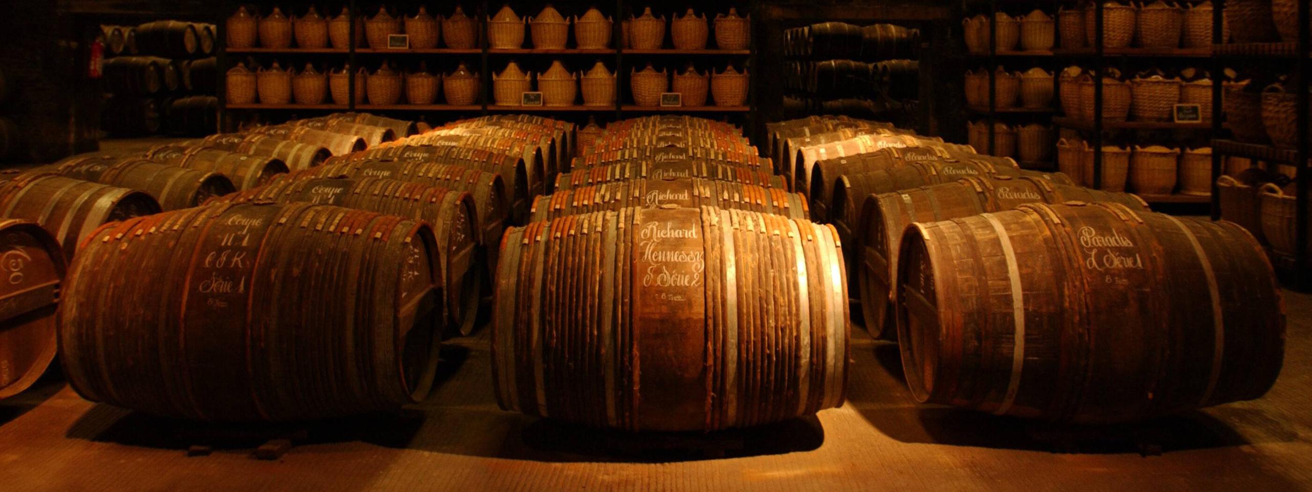 Hennessy один из самых популярным коньяков в мире.