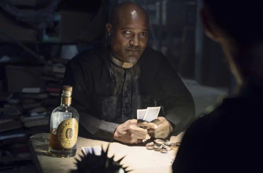 whisky Duane Jones The Walking Dead